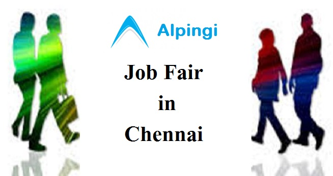 Job fair in chennai