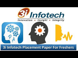 3i Infotech Selection process