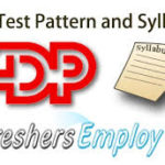 ADP Placement Test Pattern and Syllabus