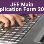 JEE Application Form