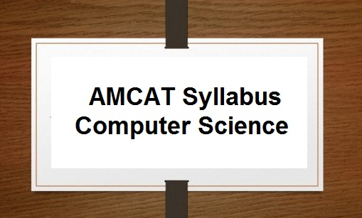 AMCAT Syllabus for CSE