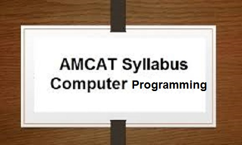 AMCAT Computer Programming Questions Papers