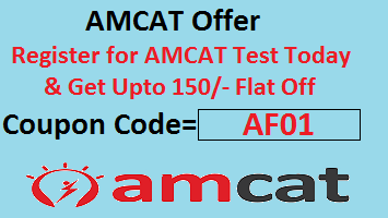 AMCAT Discount Coupon Code