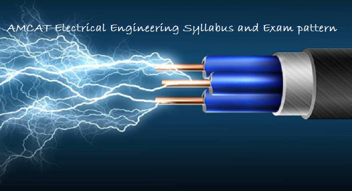 AMCAT Electrical Engineering Syllabus and Exam pattern