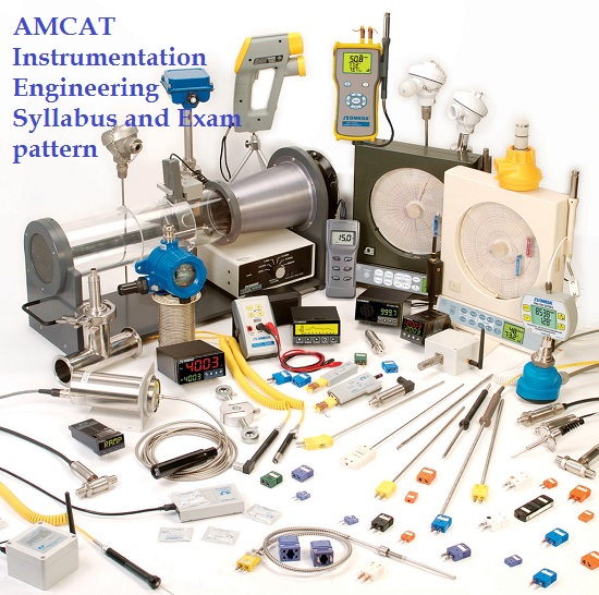 AMCAT Instrumentation Engineering Syllabus and Exam pattern
