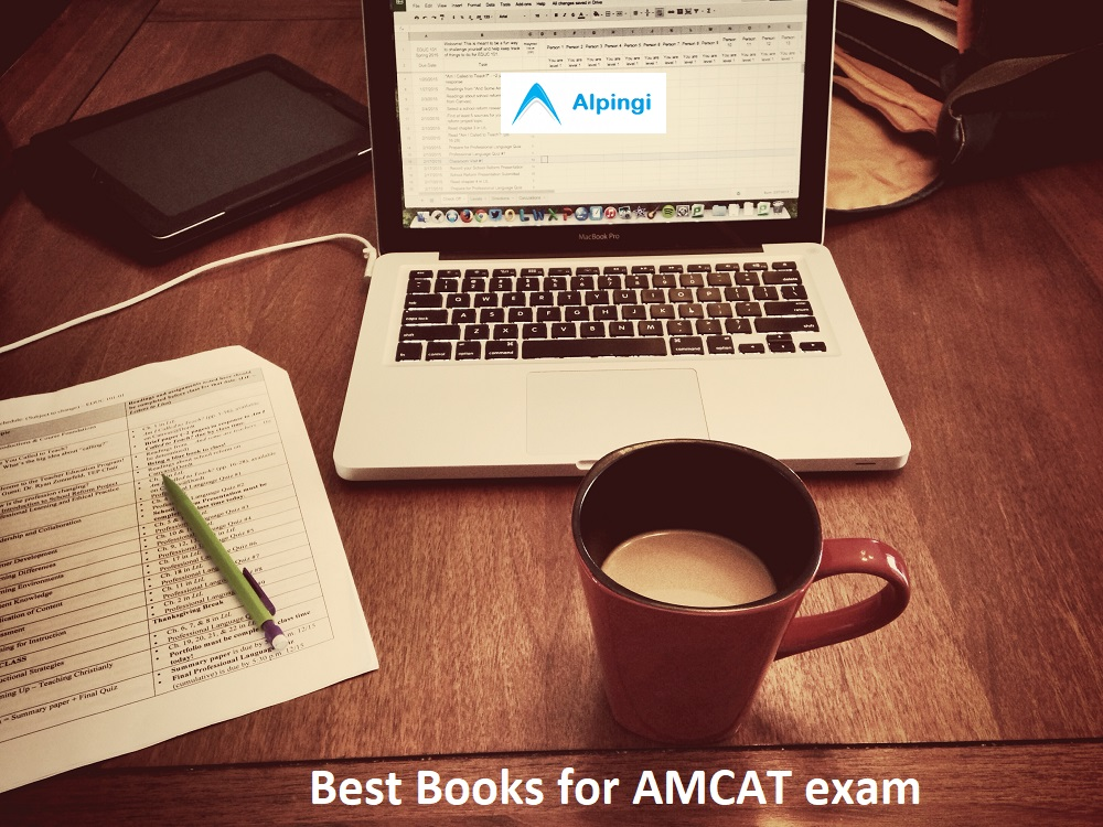 Best Books for AMCAT exam