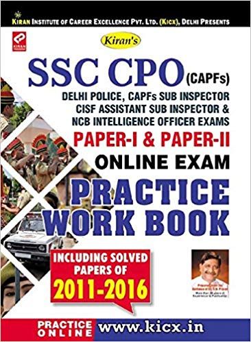 Best Book SSC CPO - Expert Recommended and Best Preparation Books