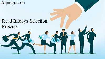 infosys selection process