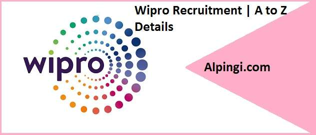 wipro recruitment